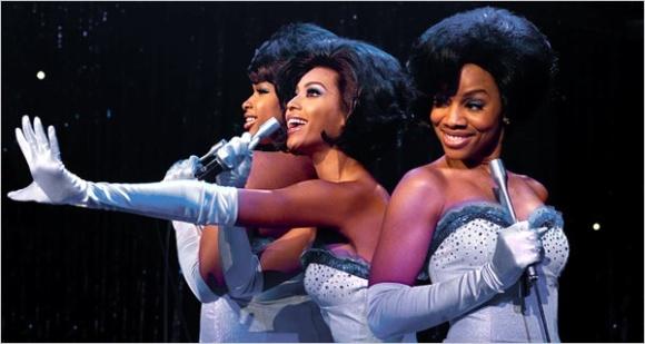 Sosok tiga diva diinspirasi dari The Supremes